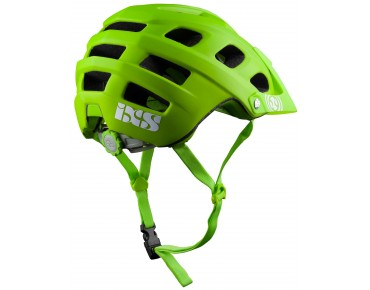 IXS TRAIL RS helmet matt green