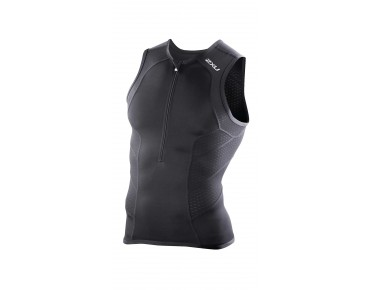 2XU PERFORM tri top black