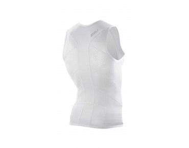 2XU PERFORM Tri Top white