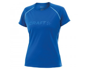 CRAFT PRIME Damen Funktionsshirt royal