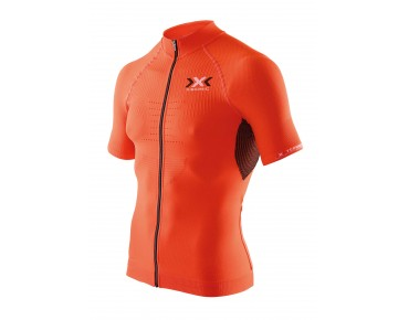 X BIONIC THE TRICK jersey orange sunshine/black