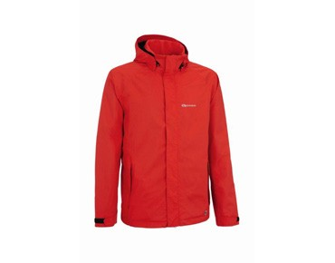 GONSO DIETER V2 waterproof jacket Fire