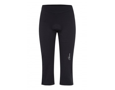 GONSO JANE 3/4-length cycling trousers black