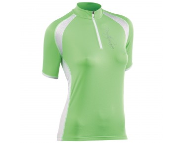 NORTHWAVE CRYSTAL women's jersey green fluo