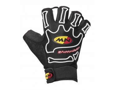 NORTHWAVE SKELETON gloves black/white