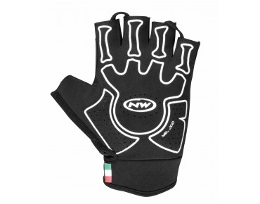NORTHWAVE SKELETON Handschuhe black/white