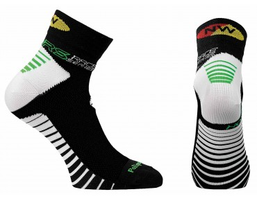 NORTHWAVE SPEED socks black/white