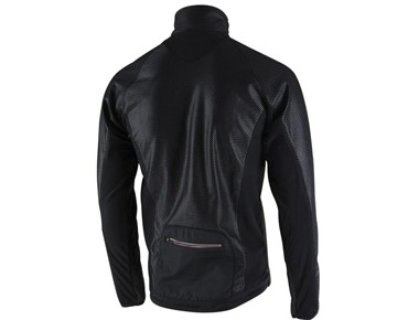 JAKROO Winterjacke THERMO JACKET black