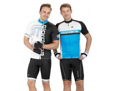 Giordana TRADE VERO TEAM 14 Trikot sky blue/black/white