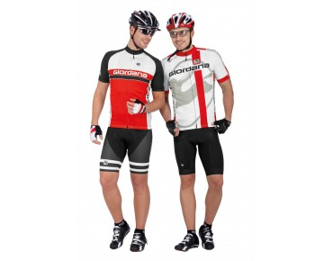 Giordana TRADE VERO TEAM 14 jersey red/black/white