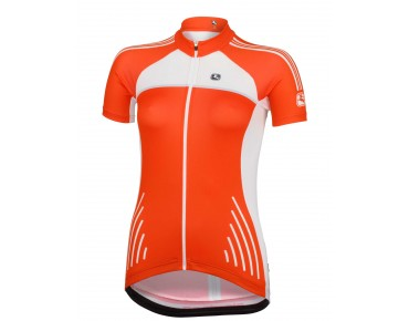 Giordana SILVERLINE 14 women's jersey orange