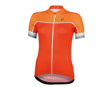 Giordana SILVERLINE Damen Trikot orange
