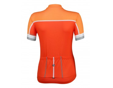 Giordana SILVERLINE women's jersey orange