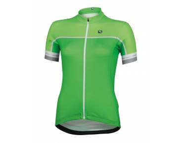 Giordana SILVERLINE women's jersey green