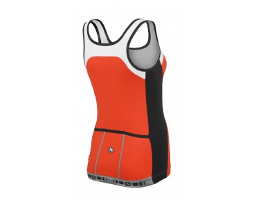 Giordana SILVERLINE 14  Damen Trikot orange