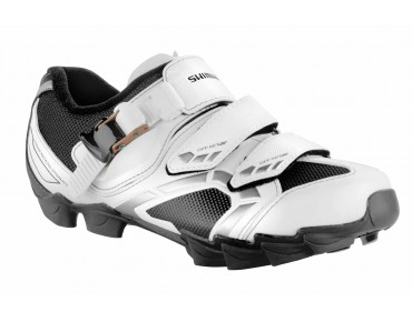 SHIMANO SH-WM63 women's MTB shoes weiß