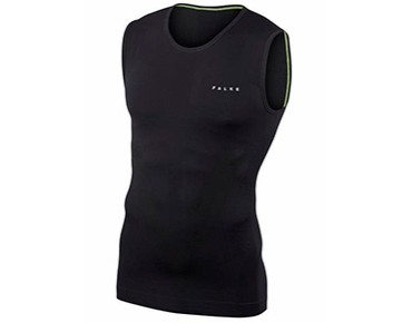 FALKE ATHLETIC FIT singlet black