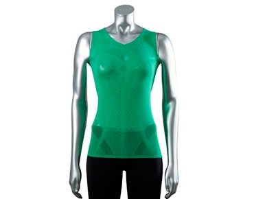 FALKE AIR VENTILATION women's singlet apple