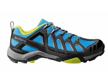 SHIMANO SH-MT34 MTB/trekking shoes blue