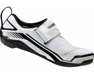SHIMANO SH-TR32 triathlon shoes white