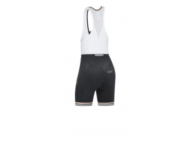 GORE BIKE WEAR POWER 3.0 women's bib shorts black/white