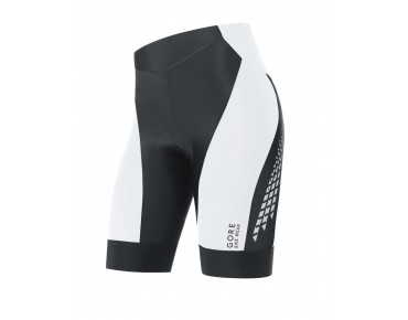 GORE BIKE WEAR XENON LADY 2.0 women's cycling shorts white/black