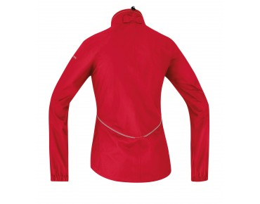 GORE BIKE WEAR ELEMENT GT women's jacket rich red/white