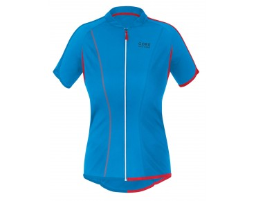 GORE BIKE WEAR COUNTDOWN 3.0 FZ women's jersey waterfall/rich red