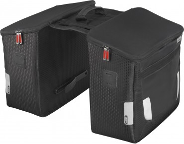 ABUS ORYDE ST 2550 KF double bike pannier black