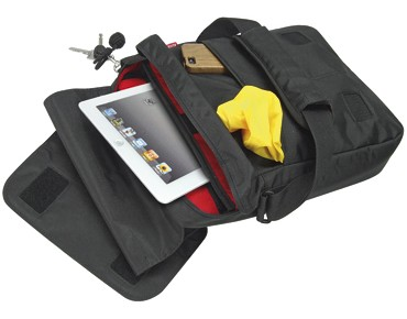KLICKfix Rixen & Kaul SMART BAG handlebar bag incl. adapter black