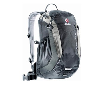 deuter CROSS BIKE 18 backpack black/silver