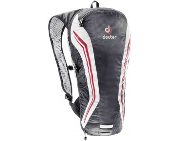 deuter ROAD ONE backpack black-white