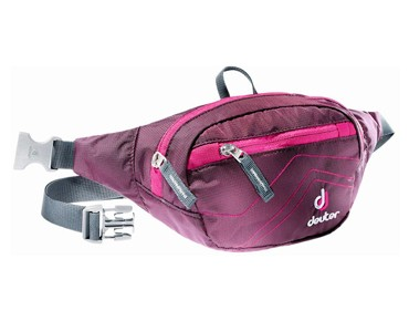 deuter BELT I hip bag (2014) aubergine-magenta