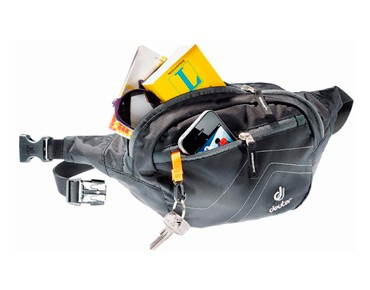 deuter BELT II hip bag black-anthracite