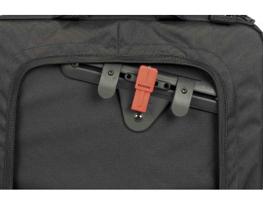 NORCO CANMORE Office Bag with KLICKfix rail schwarz