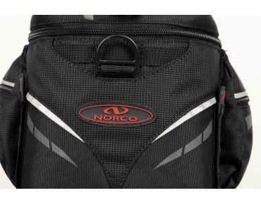 NORCO IDAHO trunk bag schwarz