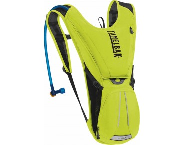 CamelBak ROGUE hydration pack lemon green