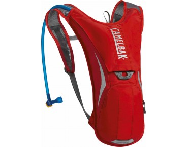 CamelBak CLASSIC hydration pack racing red