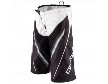 O´NEAL ELEMENT FR bike shorts black/white