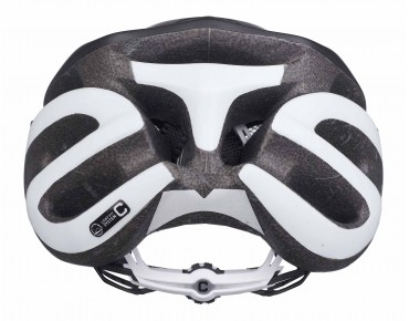 ROSE PACER II helmet matte black/white