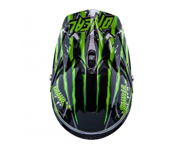 O´NEAL FURY EVO Integral Helm crawler black/green