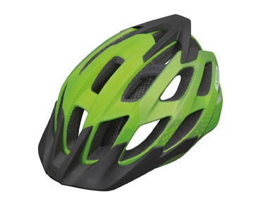 ABUS HILL BILL MTB helmet apple green