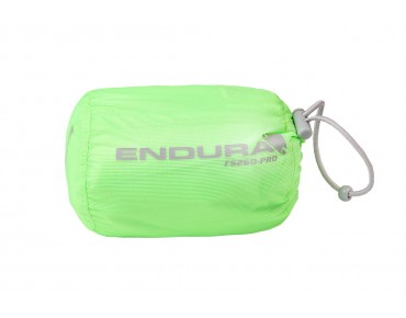 ENDURA ADRENALIN RACE Regenjacke lime green
