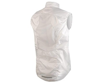 ENDURA PAKAGILET windproof vest white
