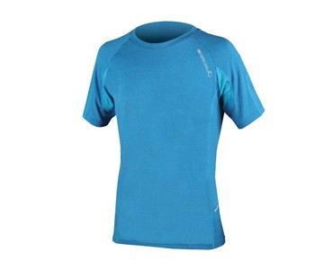 ENDURA SINGLETRACK LITE WICKING functional shirt ultra-navy