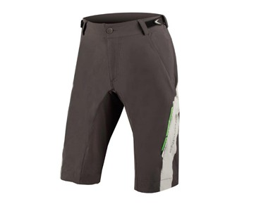 ENDURA SINGLETRACK LITE cycling shorts grey
