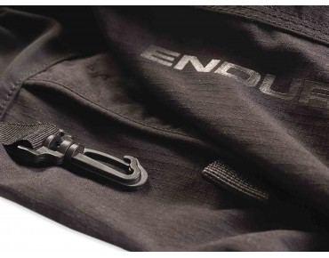 ENDURA HUMMVEE zip-off trousers black