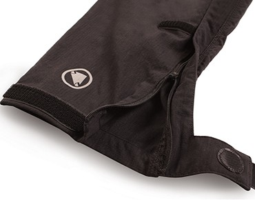 ENDURA HUMMVEE zipp-off broek black