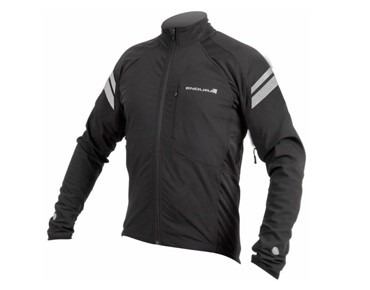 ENDURA WINDCHILL II windbreaker black