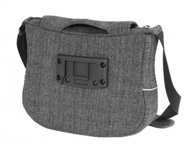 Racktime SHOULDERit front stuurtas urban grey